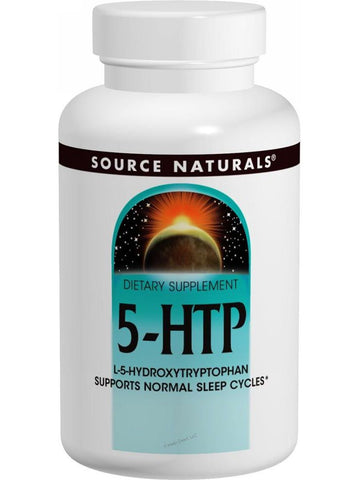 Source Naturals, 5-HTP, 50mg, 120 ct
