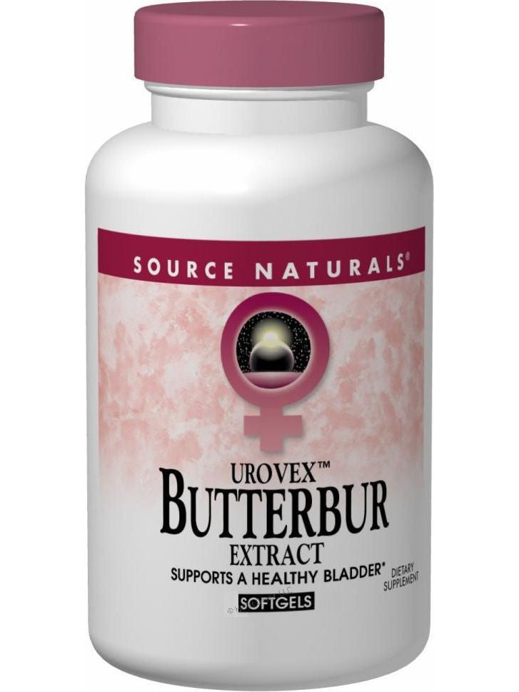 Source Naturals, Butterbur Eternal Woman, 50mg, 60 softgels