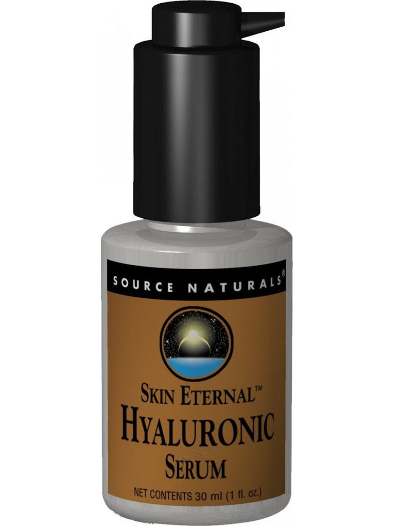Source Naturals, Skin Eternal Serum Hyaluronic, 1 oz