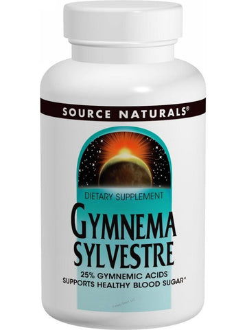 Source Naturals, Gymnema Sylvestre, 260mg, 60 ct