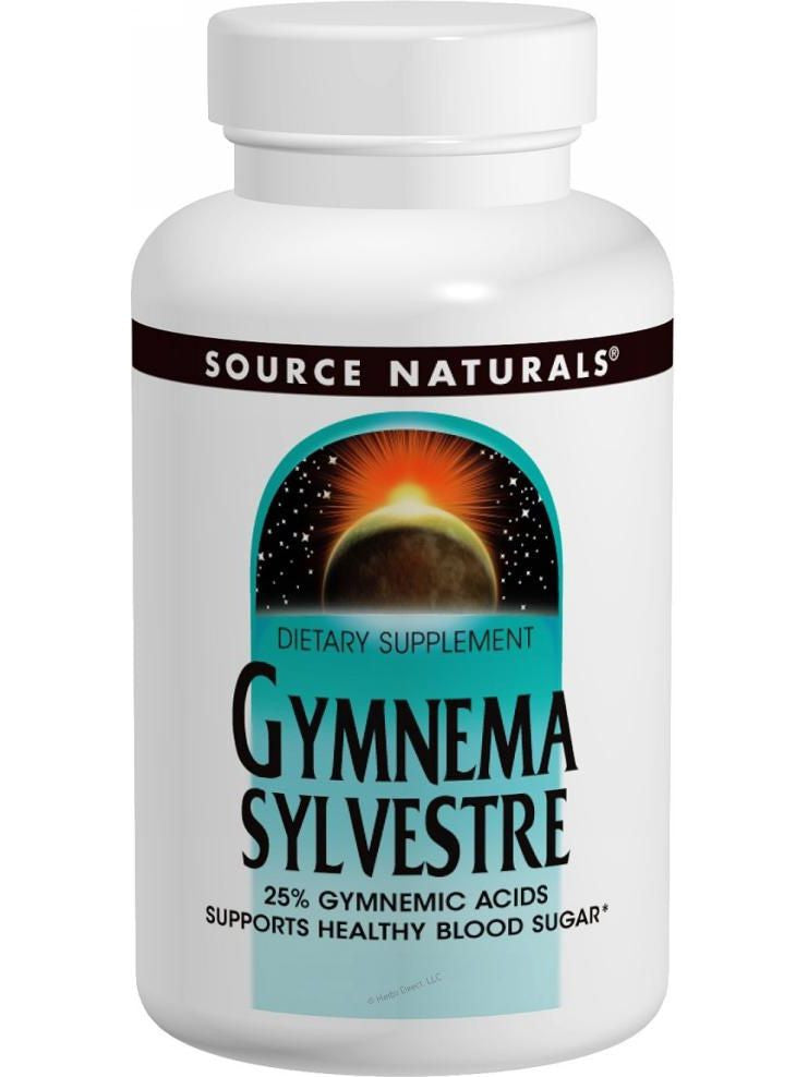 Source Naturals, Gymnema Sylvestre, 450mg, 120 ct