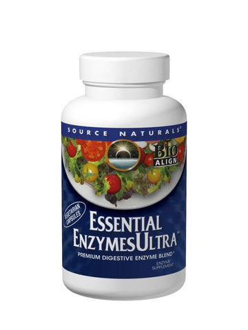 Source Naturals, Essential EnzymesUltra, 120 ct