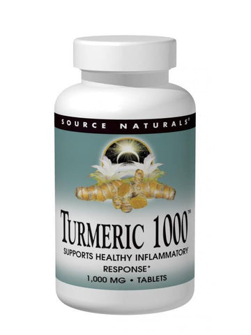 Source Naturals, Turmeric 1000 95% Curcumin, 1000mg, 60 ct
