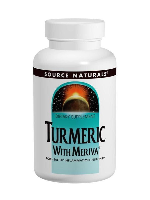 Source Naturals, Turmeric with Meriva, 500mg, 60 ct