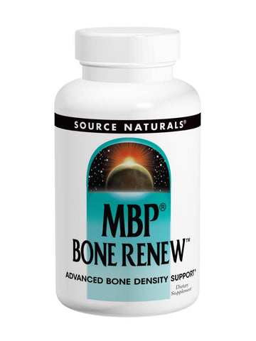 Source Naturals, MBP Bone Renew, 60 ct