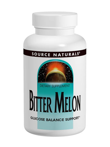 Source Naturals, Bitter Melon, 500mg, 120 ct