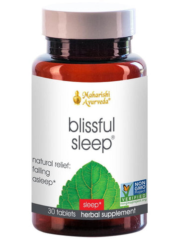 Blissful Sleep, 30 tablets, VPK by Maharashi