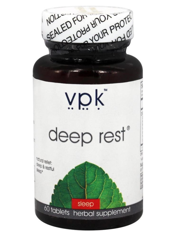 Deep Rest, 60 tablets, VPK by Maharashi
