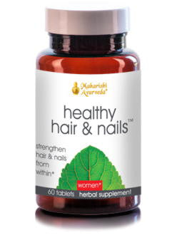 Healthy Hair & Nails, 60 tablets, VPK by Maharashi
