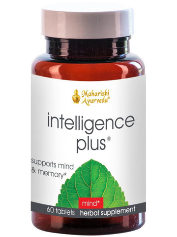 Intelligence Plus, 60 tablets, VPK by Maharashi