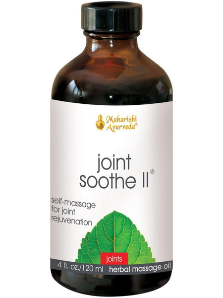 Joint Soothe II Oil, 4 fl oz, VPK by Maharashi