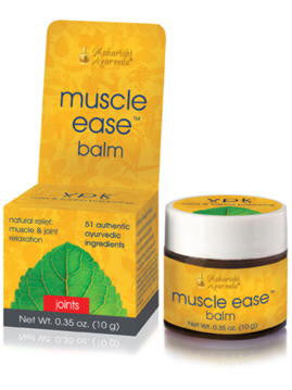 Muscle Ease Balm, .35 oz, VPK by Maharashi