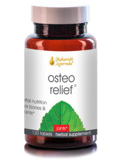 Osteo Relief, 120 tablets, VPK by Maharashi