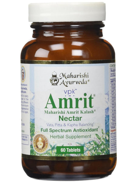 Amrit Kalash Nectar, 60 tablets, VPK by Maharashi