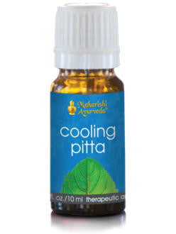 Cooling Pitta Aroma Oil, 10 ml, VPK by Maharashi