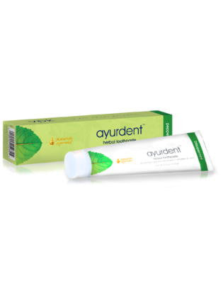 Ayurdent Classic Toothpaste, 75 ml , VPK by Maharashi