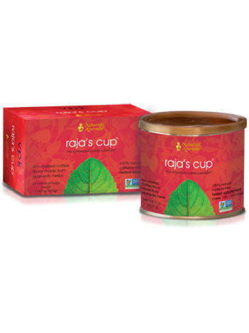 Raja's Cup (Coffee Substitute), 24 tea bags, VPK by Maharashi