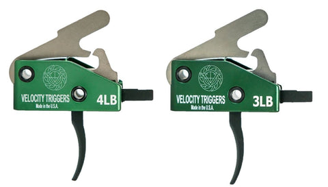 Velocity Triggers Drop in Trigger Curved 3lb or 4lb