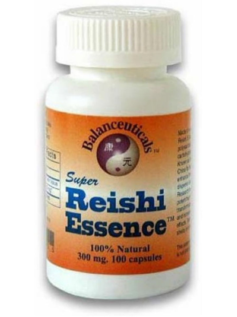 Super Reishi Essence - Broken Spore, 60 ct, Balanceuticals