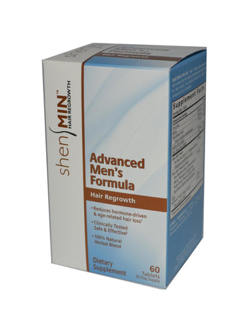 Advanced Men's Formula, 60 ct, Shen Min