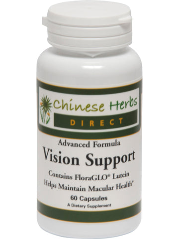 Advanced Formula Vision Support, 60 ct, Chinese Herbs Direct