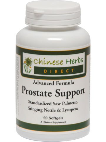 Advanced Formula Prostate Support, 90 ct, Chinese Herbs Direct