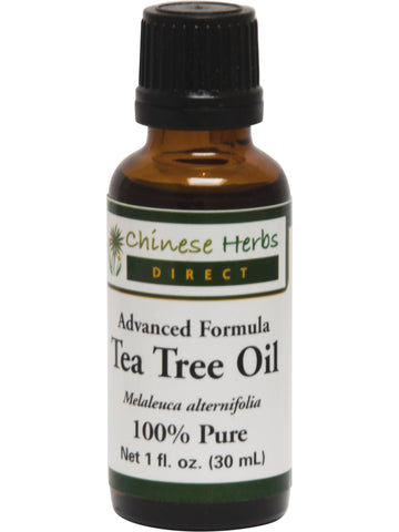 Advanced Formula Tea Tree Oil, 1 oz, Chinese Herbs Direct