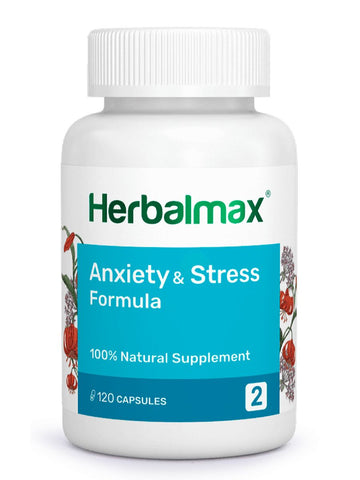 Anxiety Formula, 120 ct, Dr. Zhang's