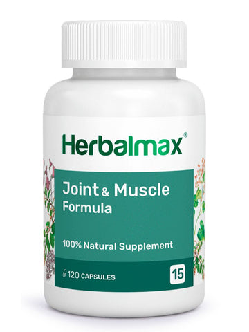 Joint & Muscle Formula, 120 ct, Herbalmania