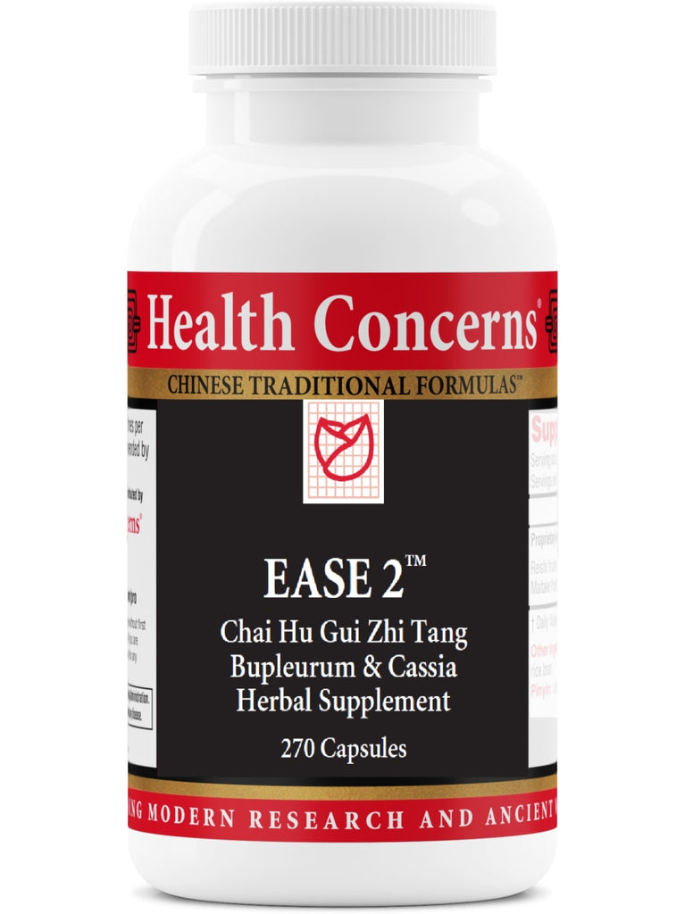 Ease 2, Economy Size, 270 ct, Health Concerns