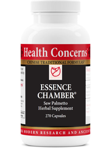 Essence Chamber, Economy Size, 270 ct, Health Concerns