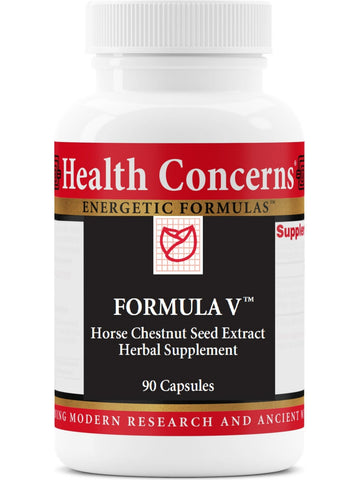 Formula V, 90 ct, Health Concerns