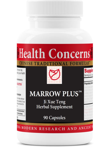 Marrow Plus, 90 ct, Health Concerns