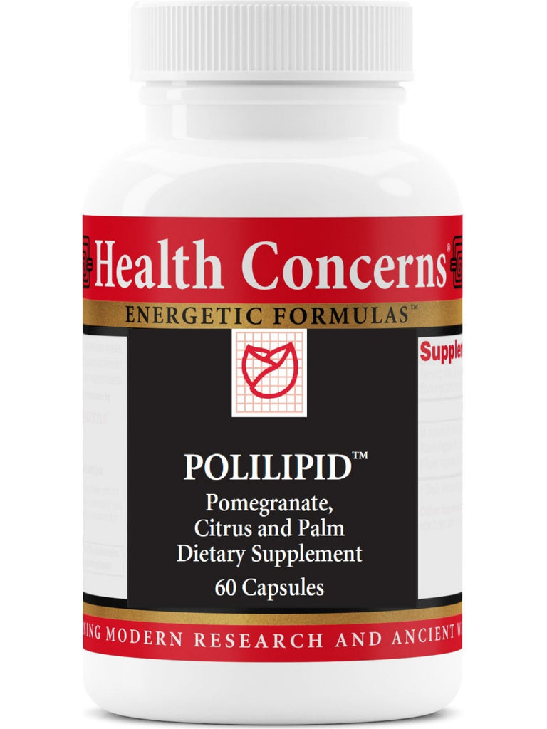 Polilipid, 60 ct, Health Concerns