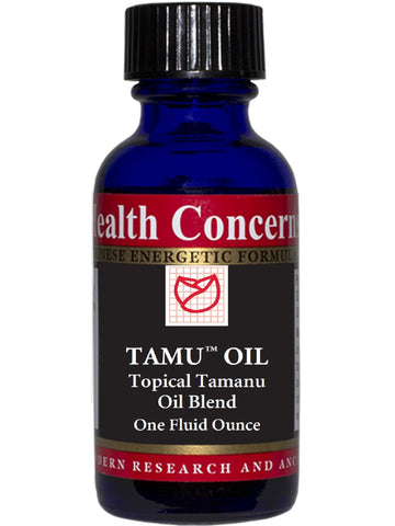 Tamu Oil, 1 fl oz, Health Concerns