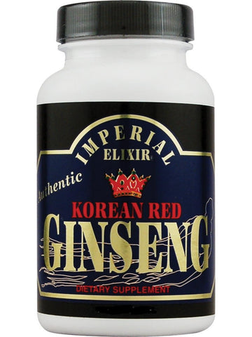 Korean Red Ginseng, 50 cap, Imperial Elixir