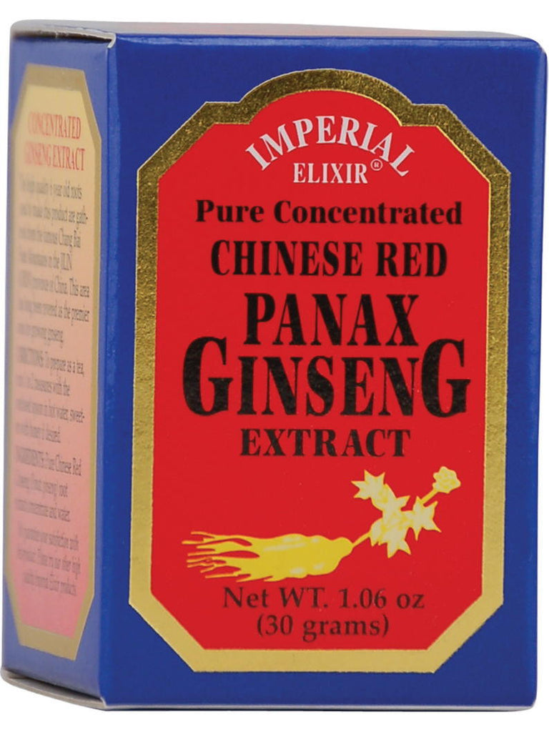 Chinese Red Ginseng Extract, 1.06 oz, Imperial Elixir