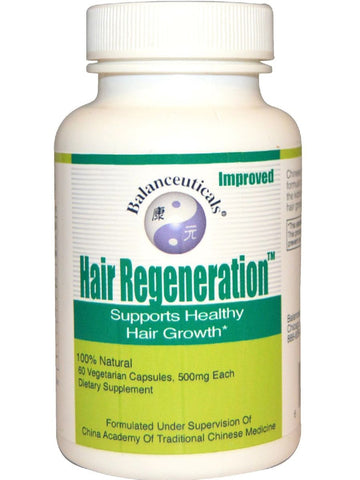 Hair Regeneration, 60 ct, Balanceuticals