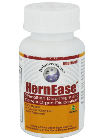 HernEase, 60 ct, Balanceuticals
