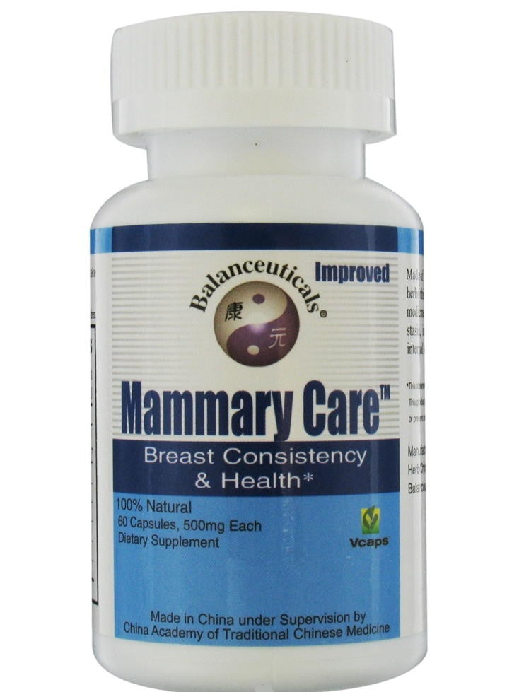 Mammary Care, 60 ct, Balanceuticals