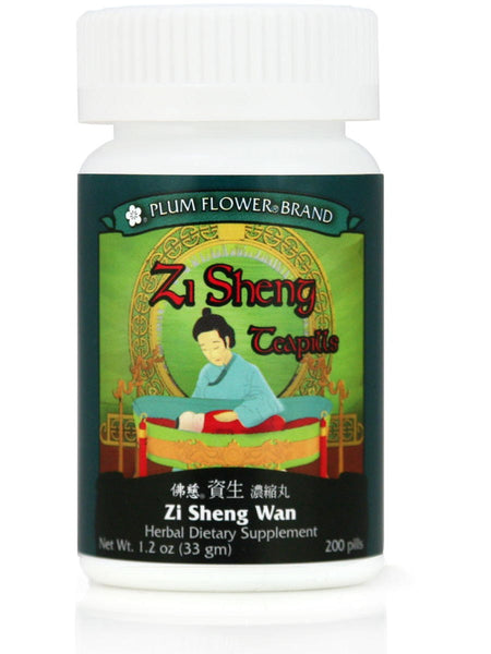 Zi Sheng Wan, 200 ct, Plum Flower