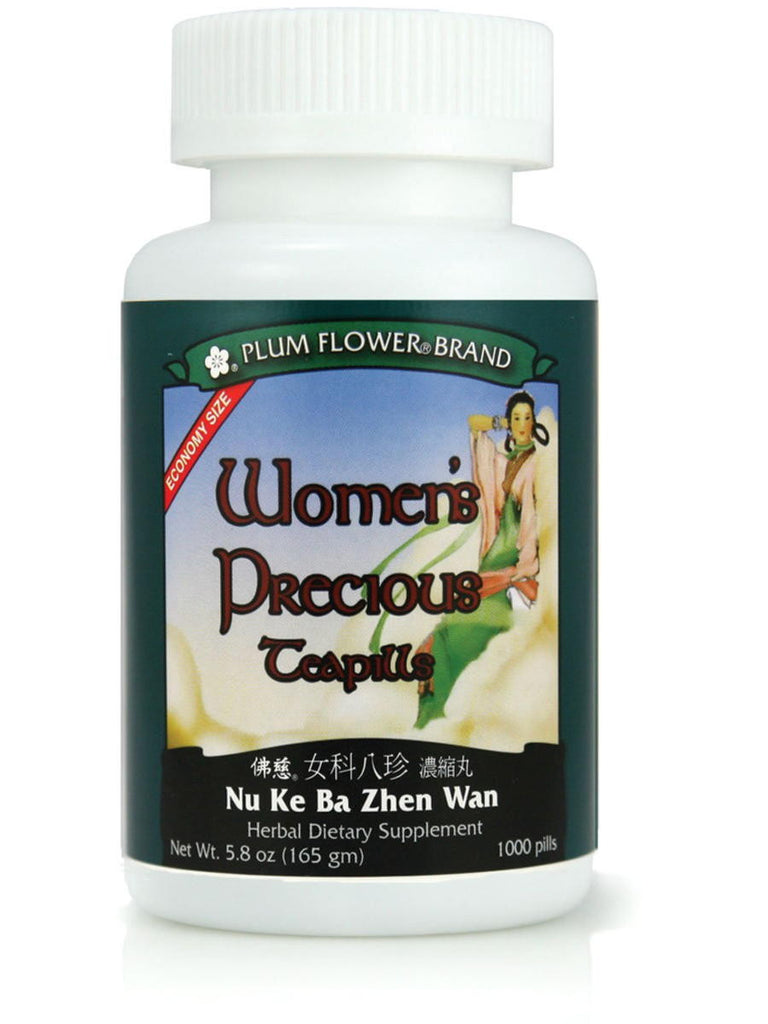 Womens precious economy size 1000 ct chinese herbs direct