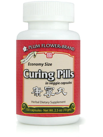 Curing Formula, Economy Size, 150 ct, Plum Flower