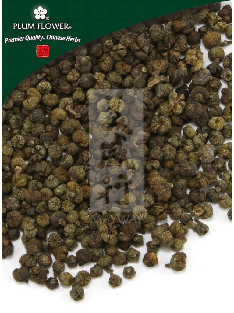 Evodia rutaecarpa fruit, Whole Herb, 500 grams, Wu Zhu Yu
