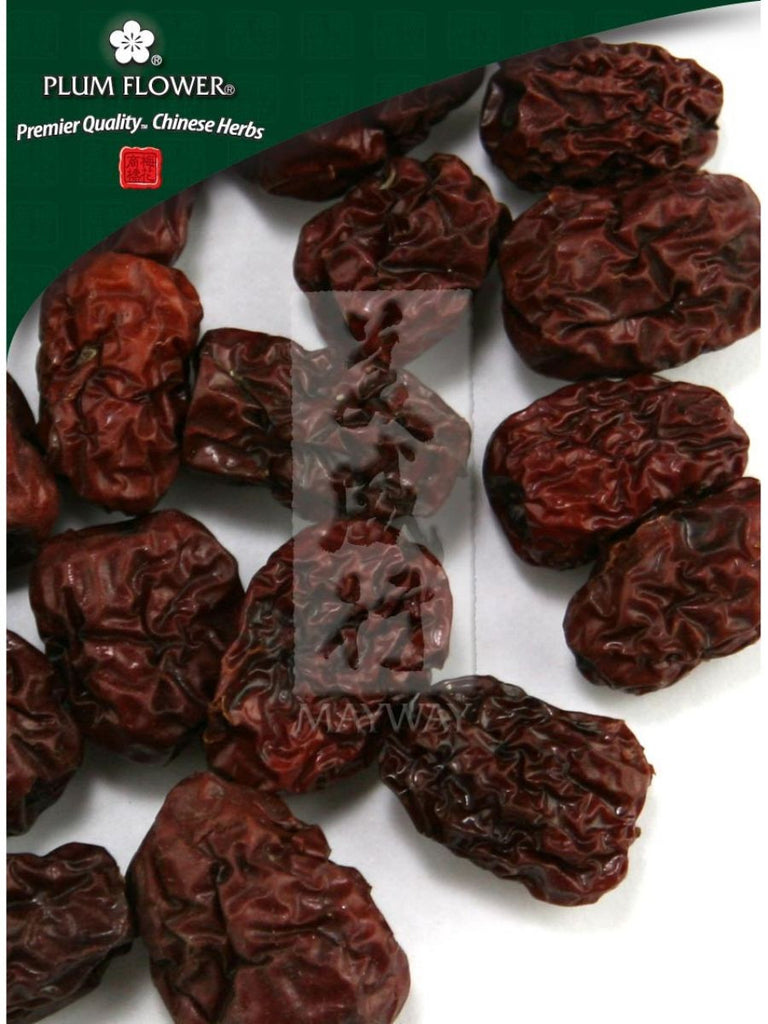 Ziziphus jujuba fruit, red, Whole Herb, 500 grams, Hong Zao