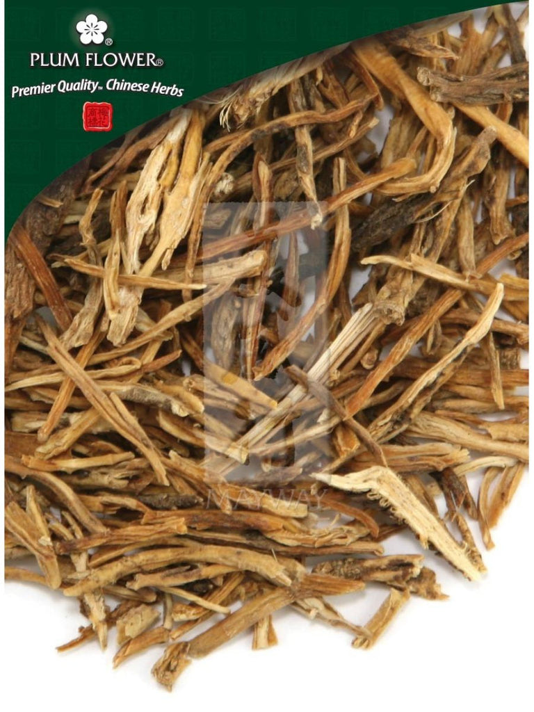 Gentiana macrophylla root, Whole Herb, 500 grams, Qin Jiao
