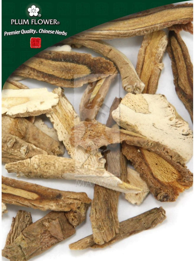 Isatis indigotica root, Whole Herb, 500 grams, Ban Lan Gen