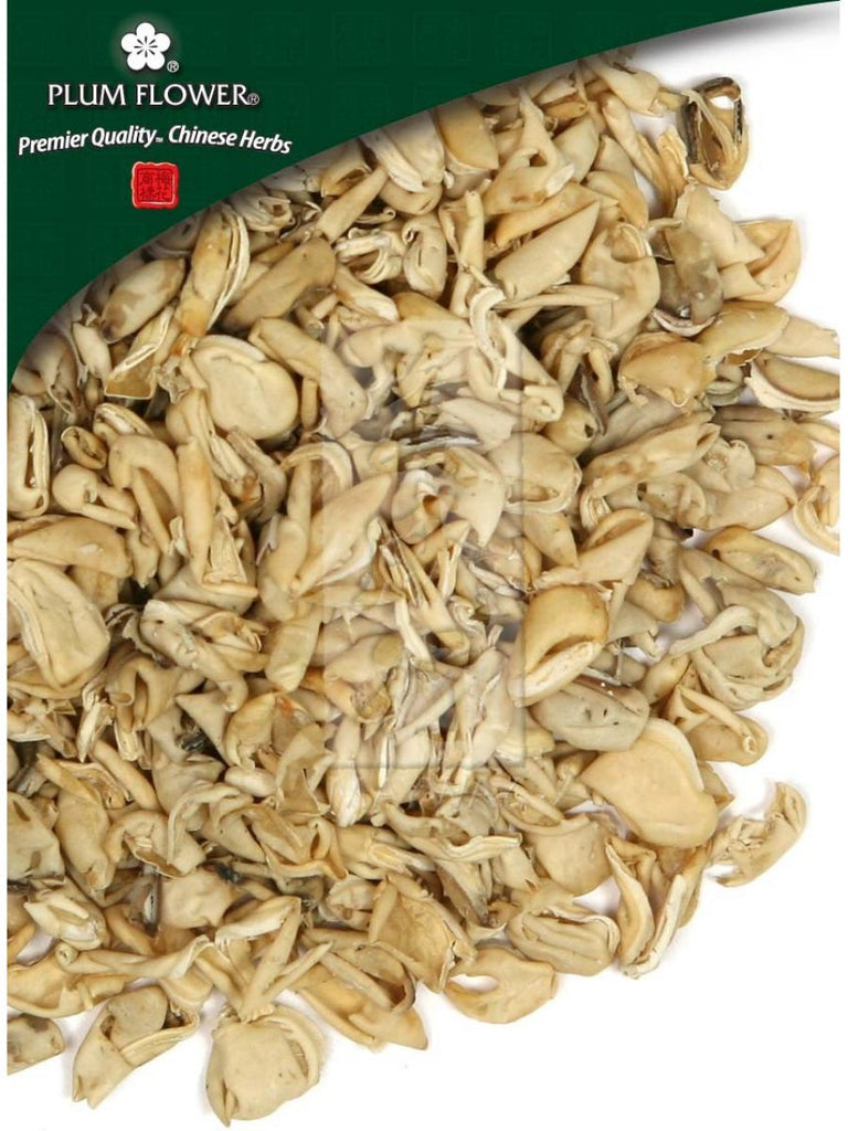 Dolichos lablab seed, coat, Whole Herb, 500 grams, Bian Dou Yi