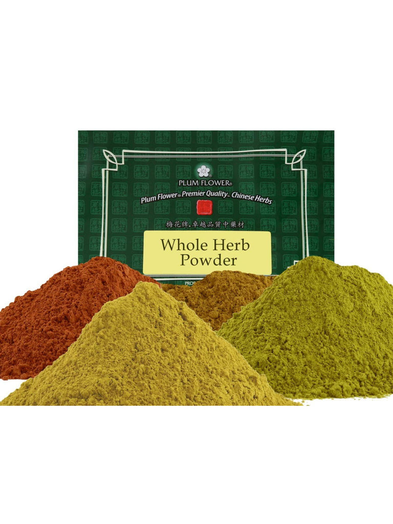 Patrinia villosa herb, Herbal Powder, 500 grams, Bai Jiang Cao
