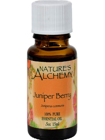 Nature's Alchemy, Juniper Berry Essential Oil, 0.5 oz